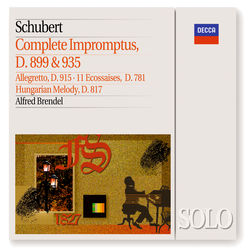 View album Schubert: Complete Impromptus D.899 & D.935 and Others