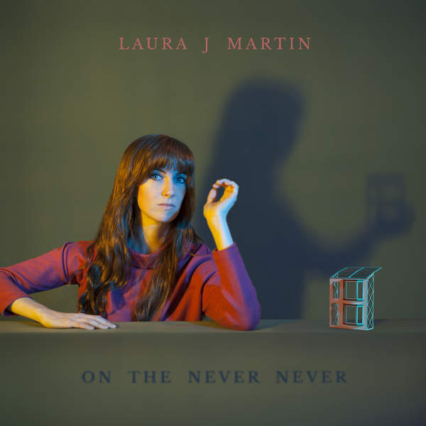 Laura J Martin - On the Never Never [iTunes Plus AAC M4A] (2016)