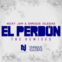 View album Nicky Jam & Enrique Iglesias - El Perdón (The Remixes) - EP