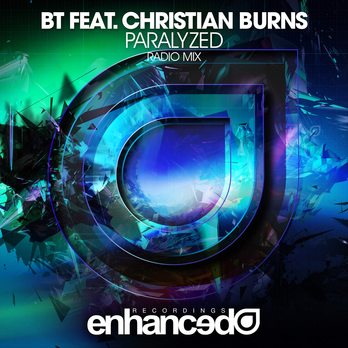 BT – Paralyzed (Radio Mix) [feat. Christian Burns] – Single [iTunes Plus AAC M4A] (2014)