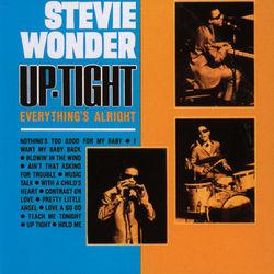 View album Stevie Wonder - Up-Tight