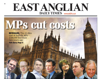 East Anglian Daily Times LOGO-APP點子