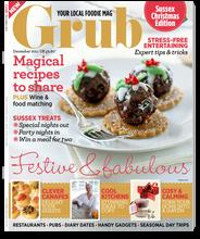 Grub Magazine Sussex 生活 App LOGO-APP試玩