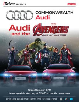 Commonwealth Audi CA LOGO-APP點子