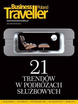 Business Traveller Poland LOGO-APP點子