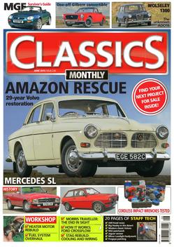 Classics Monthly Magazine LOGO-APP點子