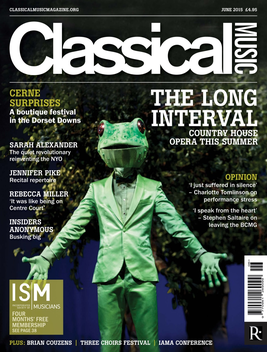 Classical Music magazine - the voice of the classical music industry LOGO-APP點子