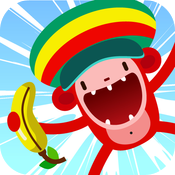 Rasta Monkey icon