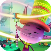 Mr. Hat and the Magic Cube Review icon