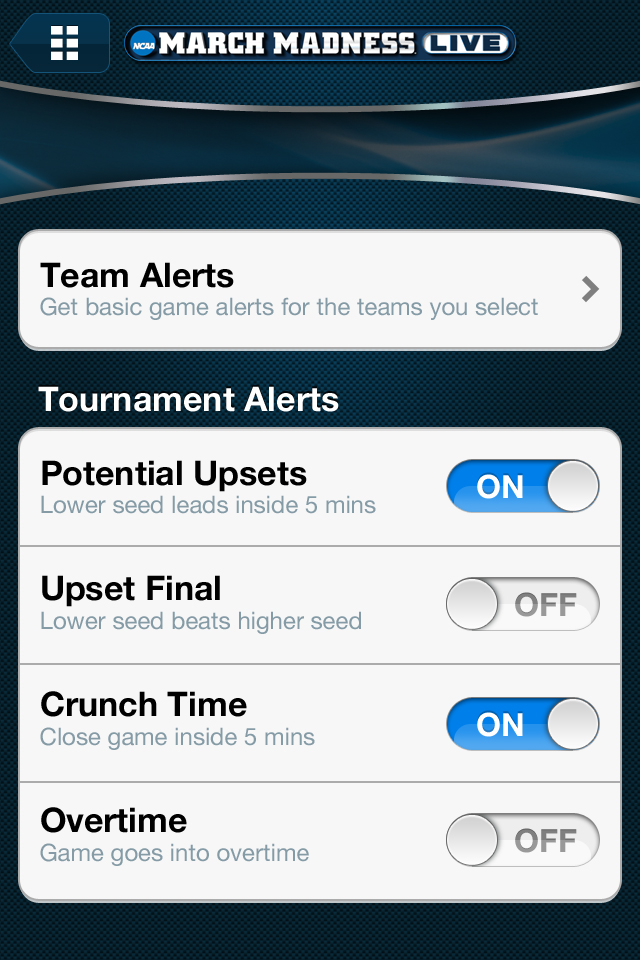 NCAA March Madness Live screenshot 5