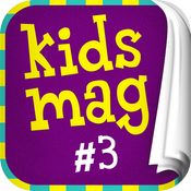 KidsMag Issue 03  Review icon