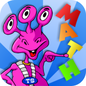 Basic Math with Mathaliens Review icon