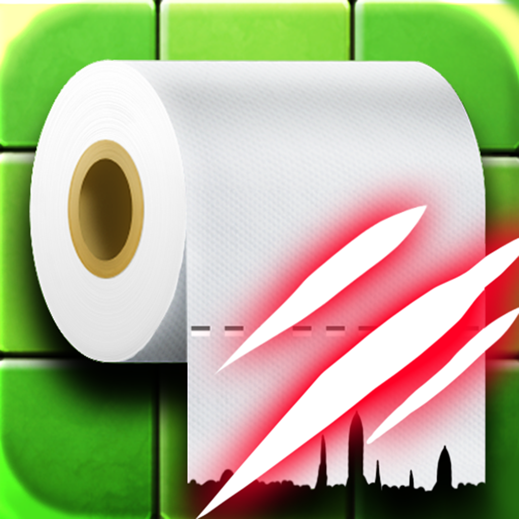 Toilet paper dragging on the app store on itunes for Best bathroom finder app