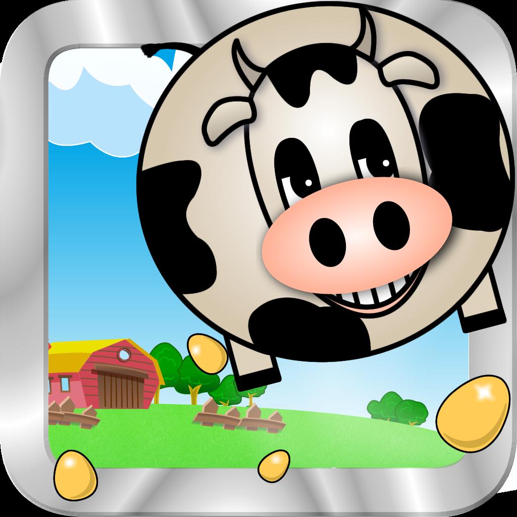 Cow Jump Racing Free
