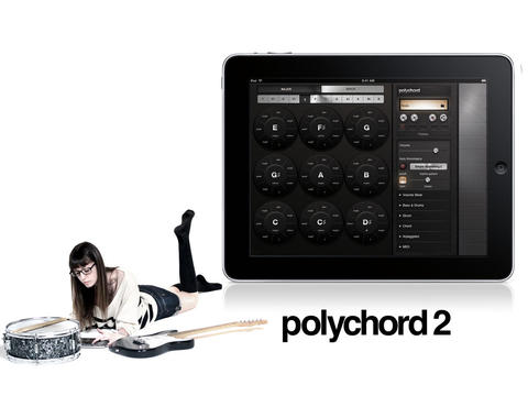 polychord iPad Screenshot 1