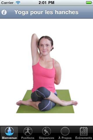 Yoga Pour Les Hanches