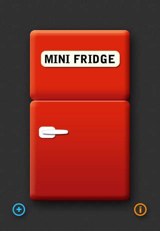 MINI FRIDGE_lite screenshot 1