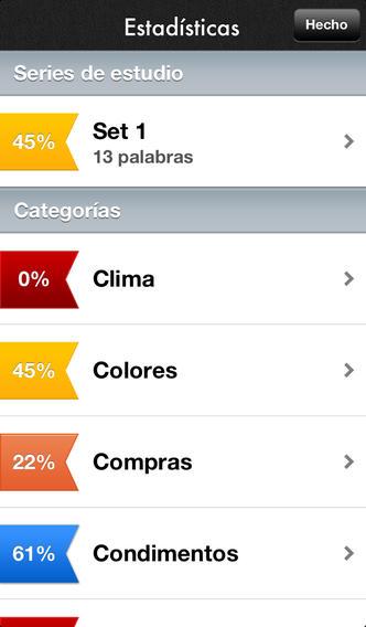 玩免費教育APP|下載Italian | Spanish - AccelaStudy® app不用錢|硬是要APP