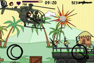 Doodle Army screenshot