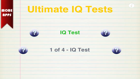 Ultimate IQ Test and more with Facebook