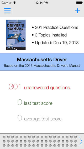 Massachusetts DMV Test Prep