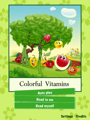 Funny Stories - Colorful Vitamins HD