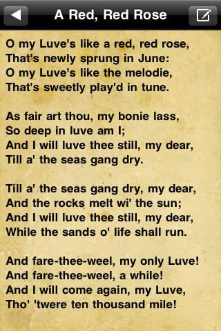 Robert Burns Poems