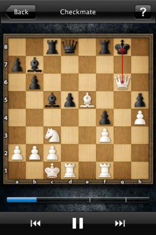 Maurice Ashley Teaches Chess iPhone Screenshot 4