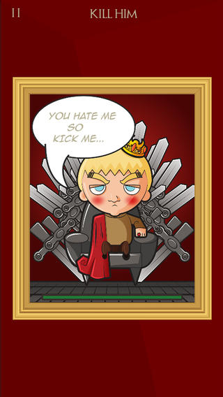 Keep calm and kill Joffrey