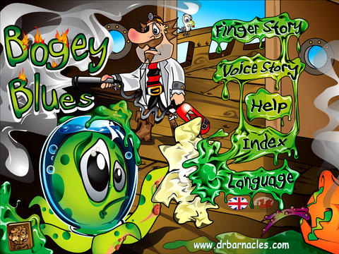 Dr Barnacles and the Bogey Blues HD