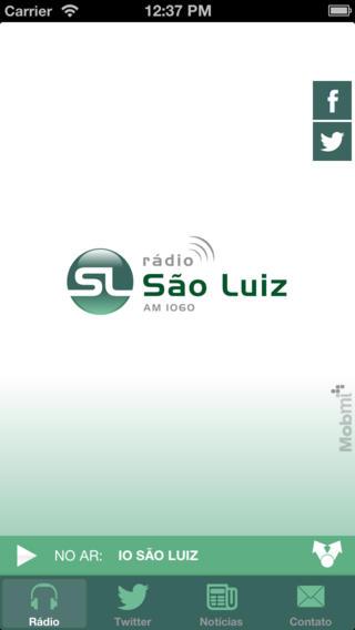 Rádio São Luiz 1060 AM