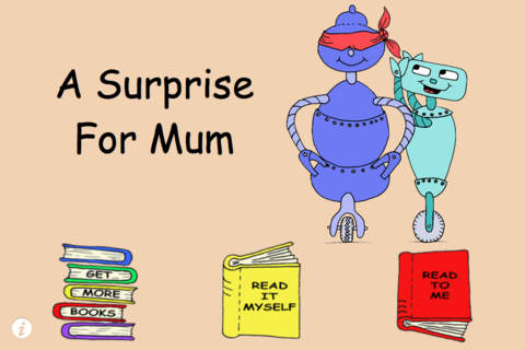 A Surprise for Mum - Children's Narrated Story Book