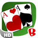 Solitaire HD by Backflip mobile app icon