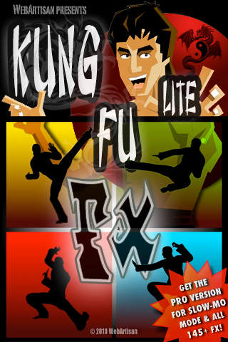 KungFu FX LITE iPhone Screenshot 1