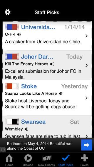 玩免費運動APP|下載Sunderland FanChants Free Football Songs app不用錢|硬是要APP
