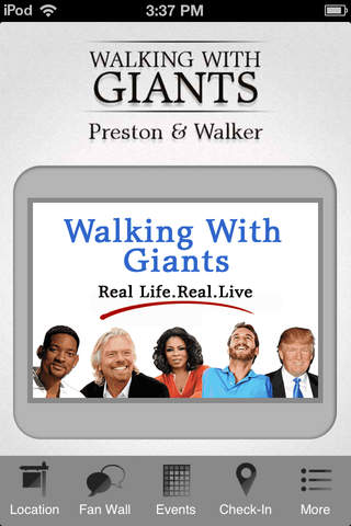 Walking With Giants