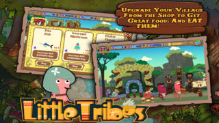 Screenshot #4 for Little Tribes