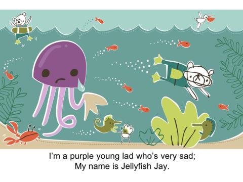 Peanut Butter Bob Gets in a Jam - Kids Book iPad Screenshot 3