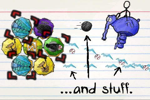 Doodle Wars: Ship vs. Stick screenshot 3