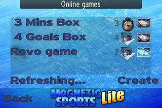 Magnetic Sports Hockey Lite-2