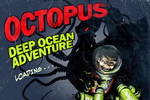 Octopus - Ocean Adventure