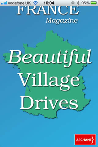 Beautiful Village Drives in France