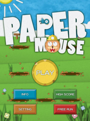 PaperMouseHD