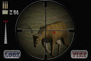 Screenshots of iHunt 3D Lite for iPhone
