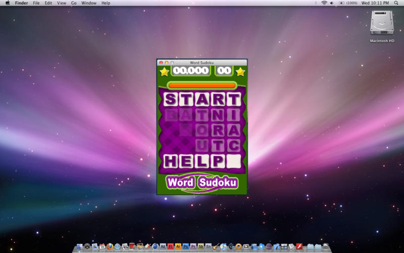 Word Sudoku for Mac screenshot