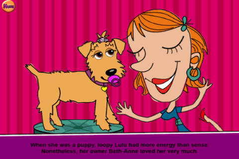 Mabel & Lulu: The Real Life Adventures- An Interactive Book for Kids (iPhone)