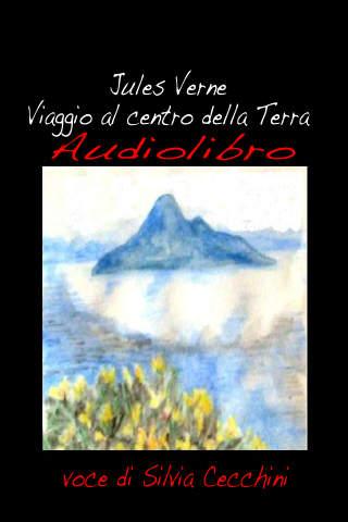 Audiolibro - Jules Verne: Viaggio al centro della Terra - lettura di Silvia Cecchini