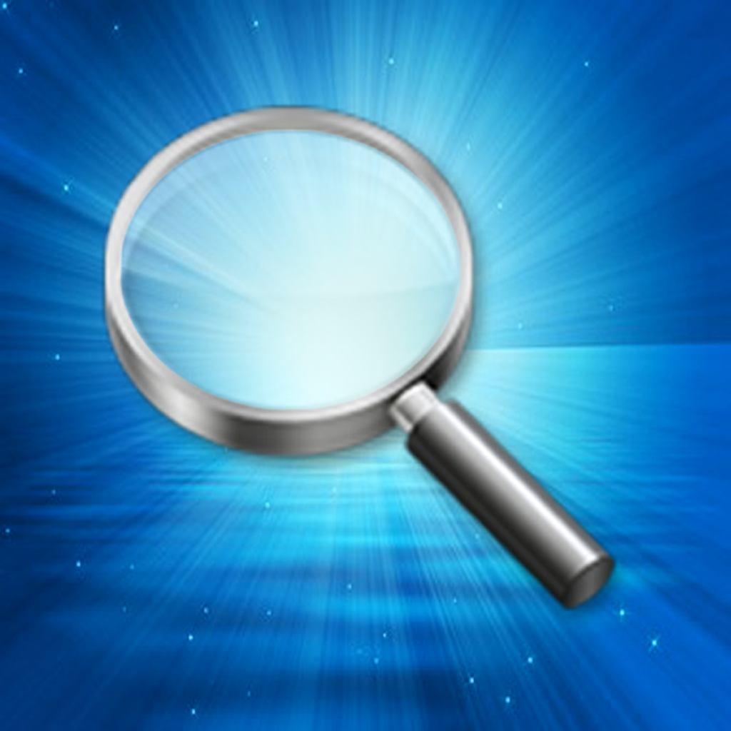 how to get rid of magnifying glass on mac