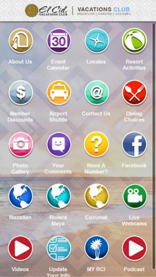 ECVC Member App