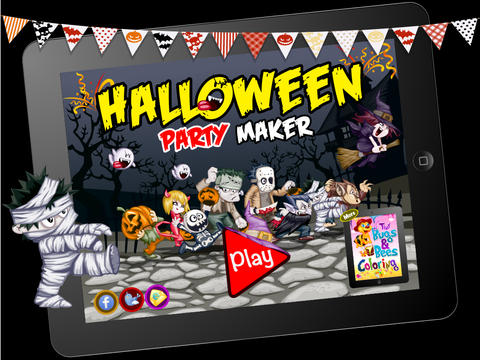 Halloween Party Maker